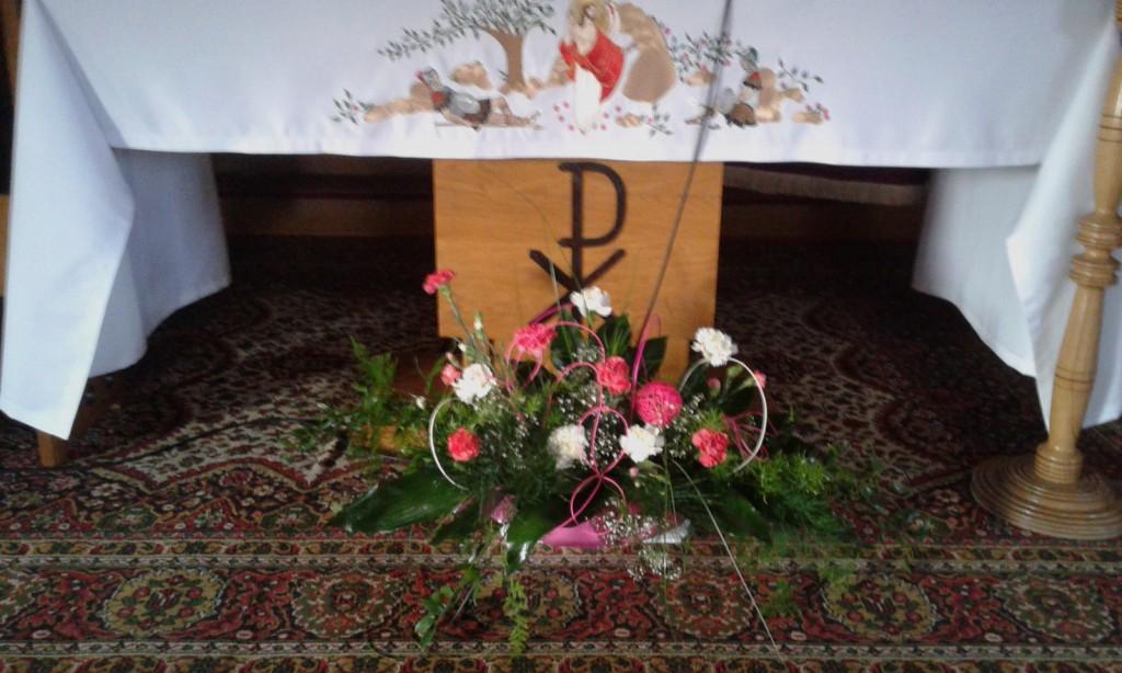 Dekoracje kościołów 5