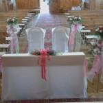 Dekoracje kościołów 12