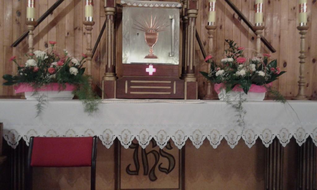 Dekoracje kościołów 13