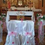 Dekoracje kościołów 9